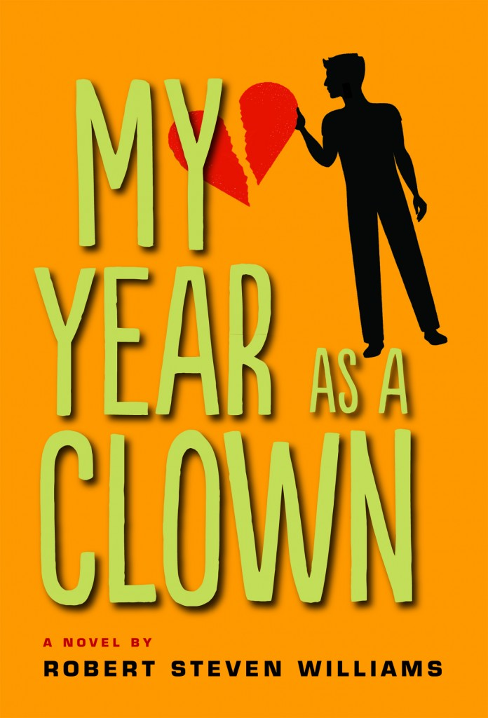 my year as a clown cover