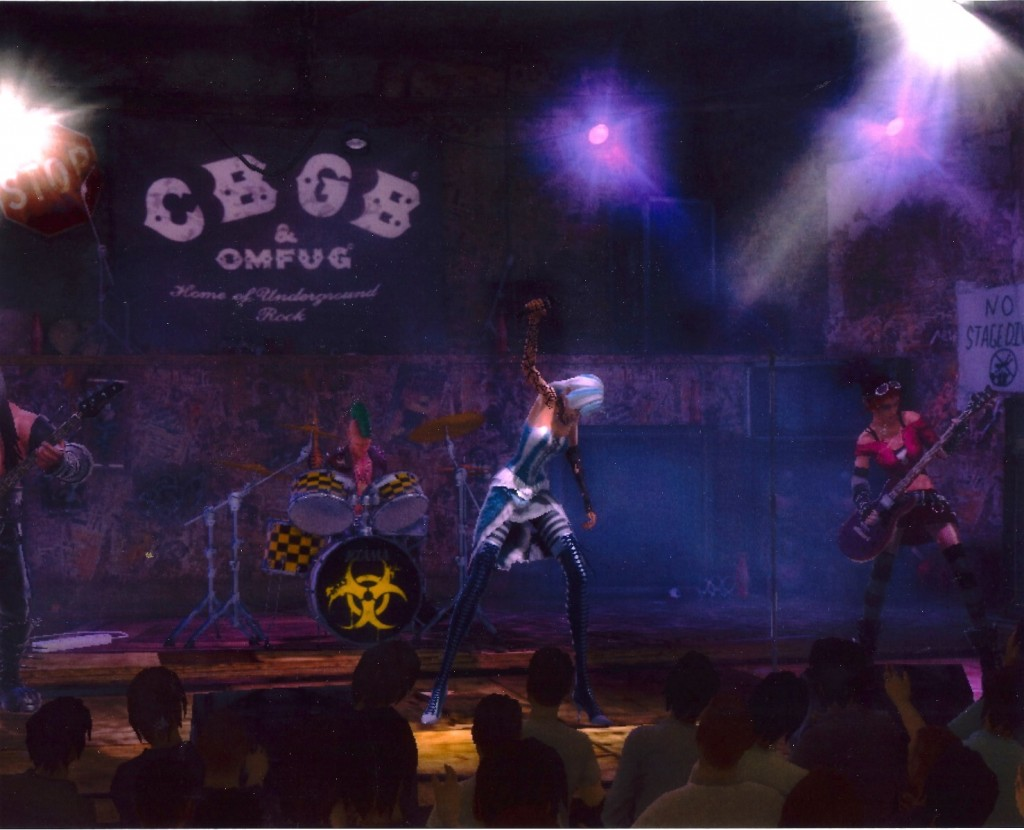 cbgb guitar hero 2
