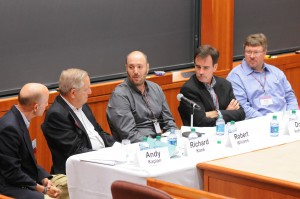 Panel @ Harvard Business School